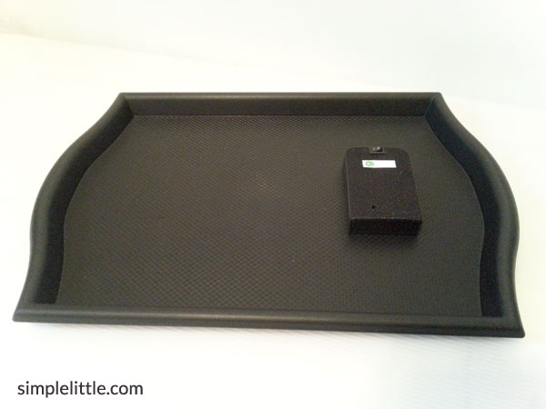 The Smart Serving Tray for Training