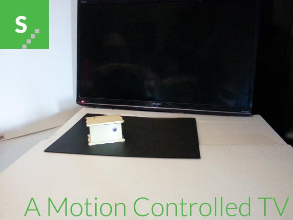 A Motion Controlled Television Experiment