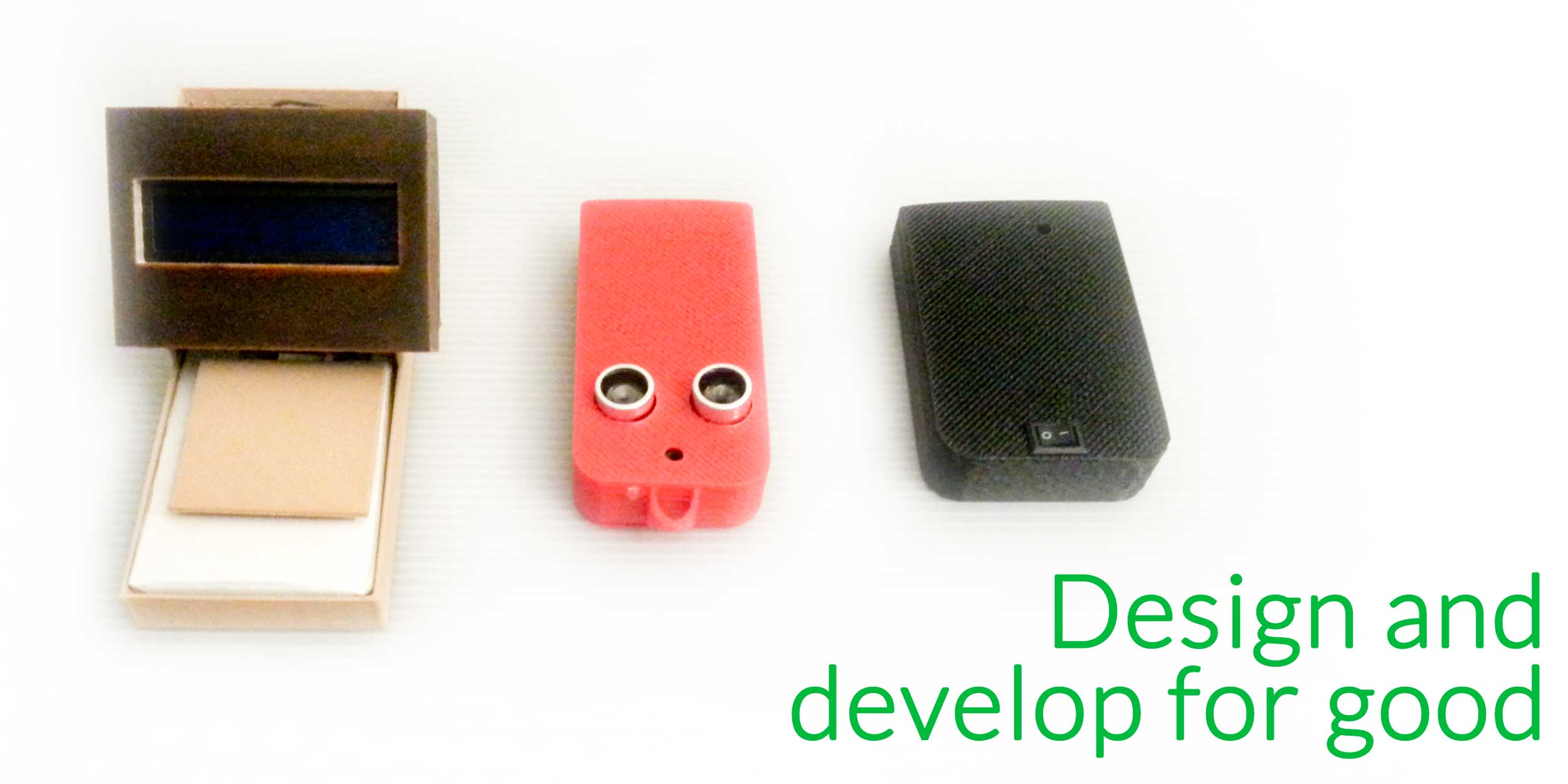 Design and Develop for good - Simple Little Developments
