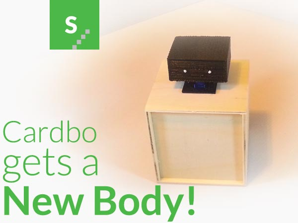 Cardbo gets a new body